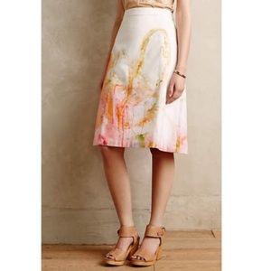 Claire Desjardins Painters Palette A-Line  Skirt